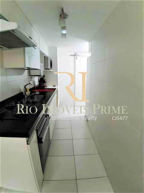 14 COZINHA. - Apartamento 3 quartos à venda Grajaú, Rio de Janeiro - R$ 629.999 - RPAP30135 - 15