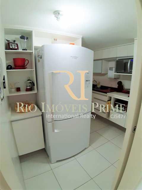 15 COZINHA - Apartamento 3 quartos à venda Grajaú, Rio de Janeiro - R$ 629.999 - RPAP30135 - 16