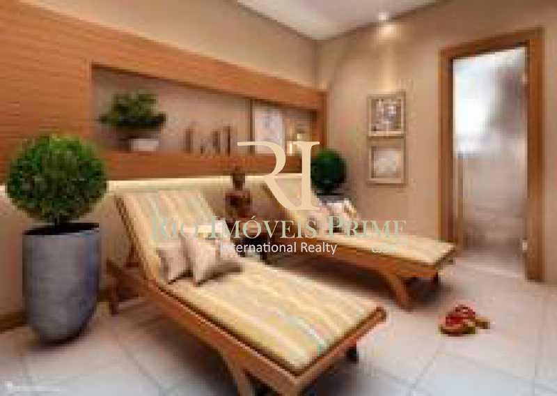 20 SAUNA - Apartamento 3 quartos à venda Grajaú, Rio de Janeiro - R$ 629.999 - RPAP30135 - 21