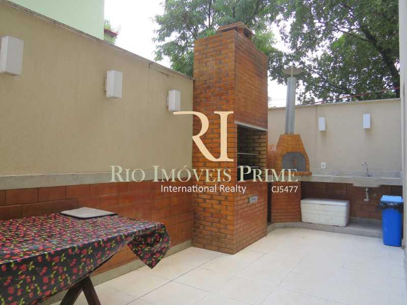 19 CHURRASQUEIRA - Apartamento 3 quartos à venda Grajaú, Rio de Janeiro - R$ 629.999 - RPAP30135 - 20