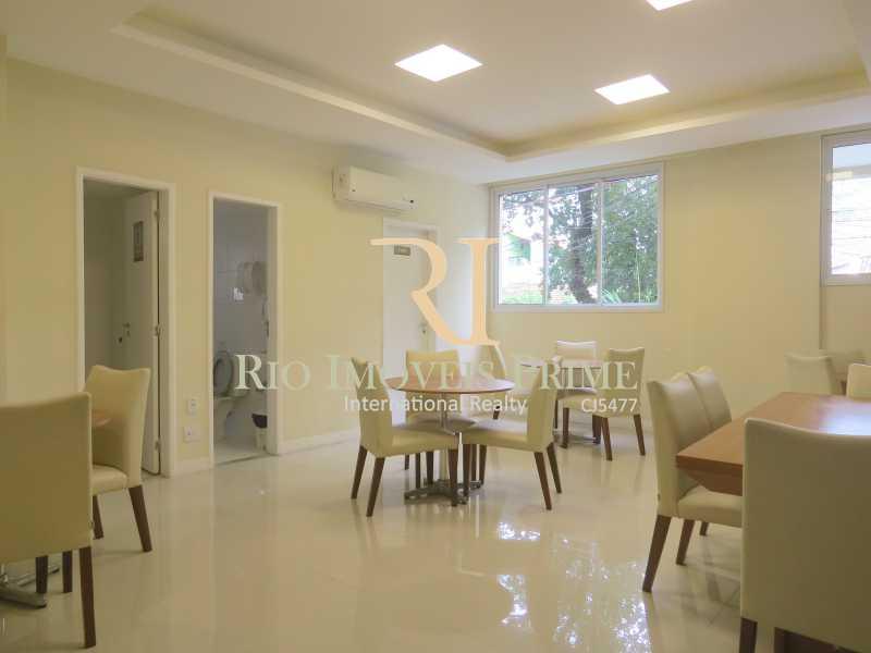 22 SALÃO FESTAS - Apartamento 3 quartos à venda Grajaú, Rio de Janeiro - R$ 629.999 - RPAP30135 - 23