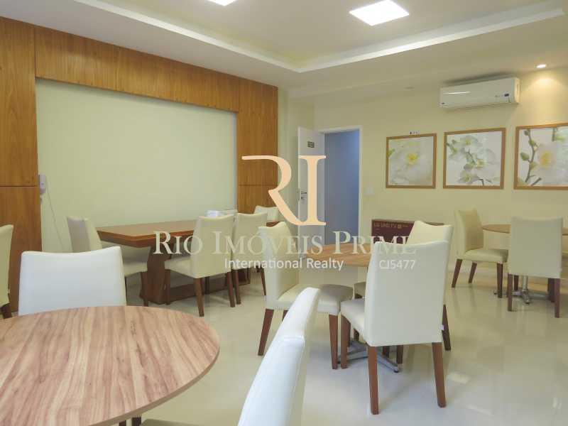 23 SALÃO FESTAS - Apartamento 3 quartos à venda Grajaú, Rio de Janeiro - R$ 629.999 - RPAP30135 - 24