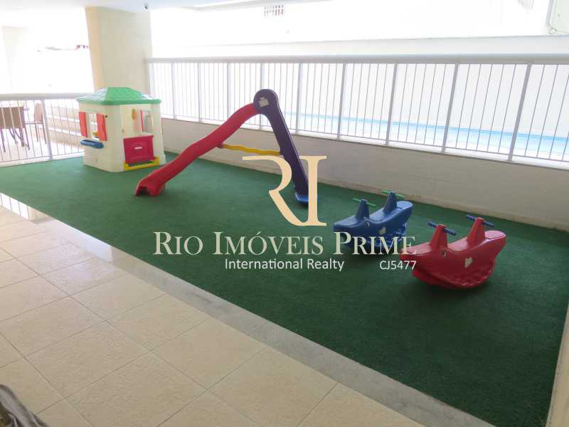 24 PARQUINHO - Apartamento 3 quartos à venda Grajaú, Rio de Janeiro - R$ 629.999 - RPAP30135 - 25
