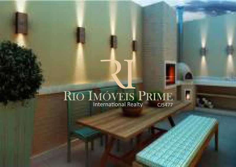 25 ESPAÇO GOURMET - Apartamento 3 quartos à venda Grajaú, Rio de Janeiro - R$ 629.999 - RPAP30135 - 26