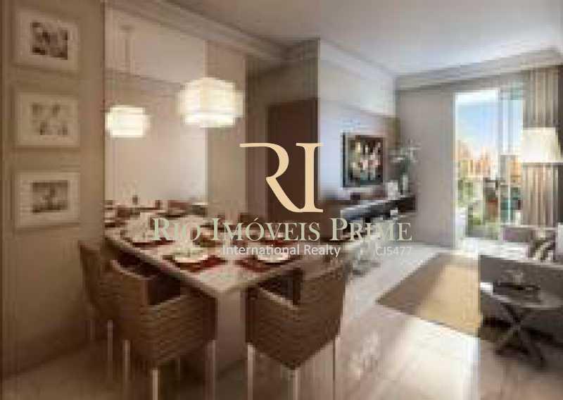 26 LIVING - Apartamento 3 quartos à venda Grajaú, Rio de Janeiro - R$ 629.999 - RPAP30135 - 27