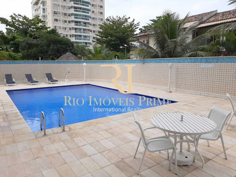 PISCINA - Apartamento 2 quartos à venda Recreio dos Bandeirantes, Rio de Janeiro - R$ 550.000 - RPAP20211 - 19