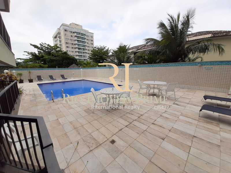 PISCINA - Apartamento 2 quartos à venda Recreio dos Bandeirantes, Rio de Janeiro - R$ 550.000 - RPAP20211 - 22