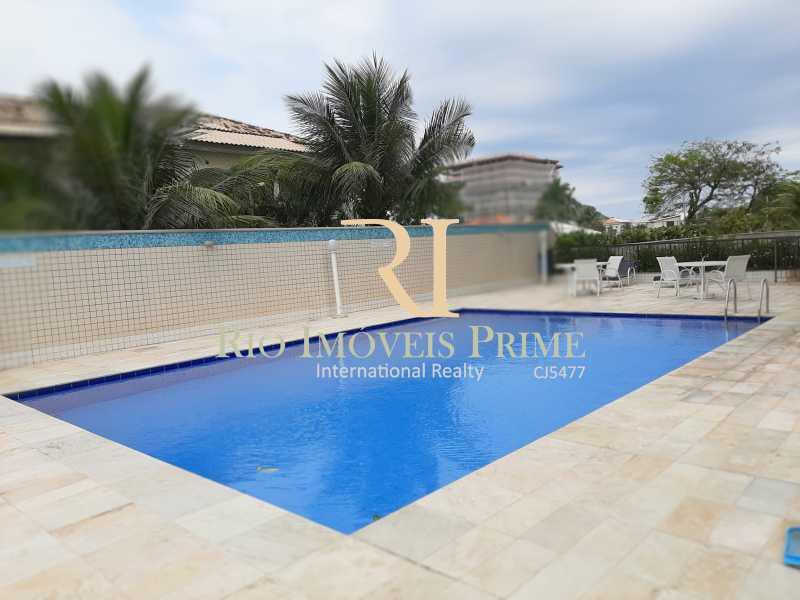 PISCINA - Apartamento 2 quartos à venda Recreio dos Bandeirantes, Rio de Janeiro - R$ 550.000 - RPAP20211 - 23