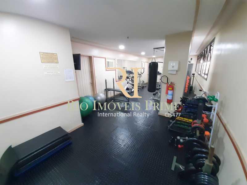ACADEMIA - Apartamento 2 quartos à venda Recreio dos Bandeirantes, Rio de Janeiro - R$ 550.000 - RPAP20211 - 24