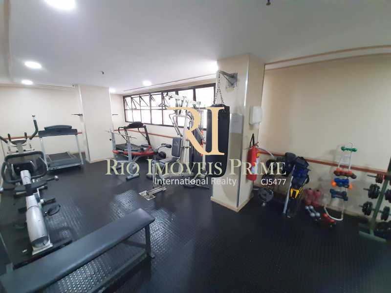 ACADEMIA - Apartamento 2 quartos à venda Recreio dos Bandeirantes, Rio de Janeiro - R$ 550.000 - RPAP20211 - 20