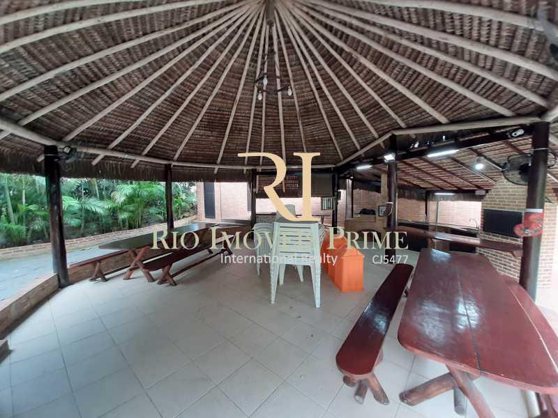 CHURRASQUEIRA - Apartamento 2 quartos à venda Recreio dos Bandeirantes, Rio de Janeiro - R$ 550.000 - RPAP20211 - 21