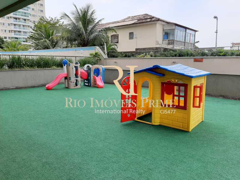 PARQUINHO - Apartamento 2 quartos à venda Recreio dos Bandeirantes, Rio de Janeiro - R$ 550.000 - RPAP20211 - 28