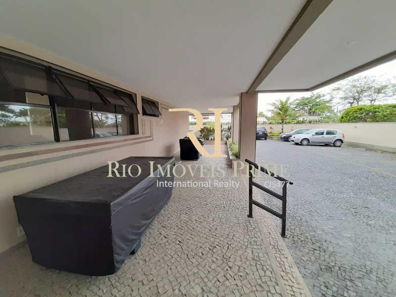 ÁREA COMUM - Apartamento 2 quartos à venda Recreio dos Bandeirantes, Rio de Janeiro - R$ 550.000 - RPAP20211 - 31