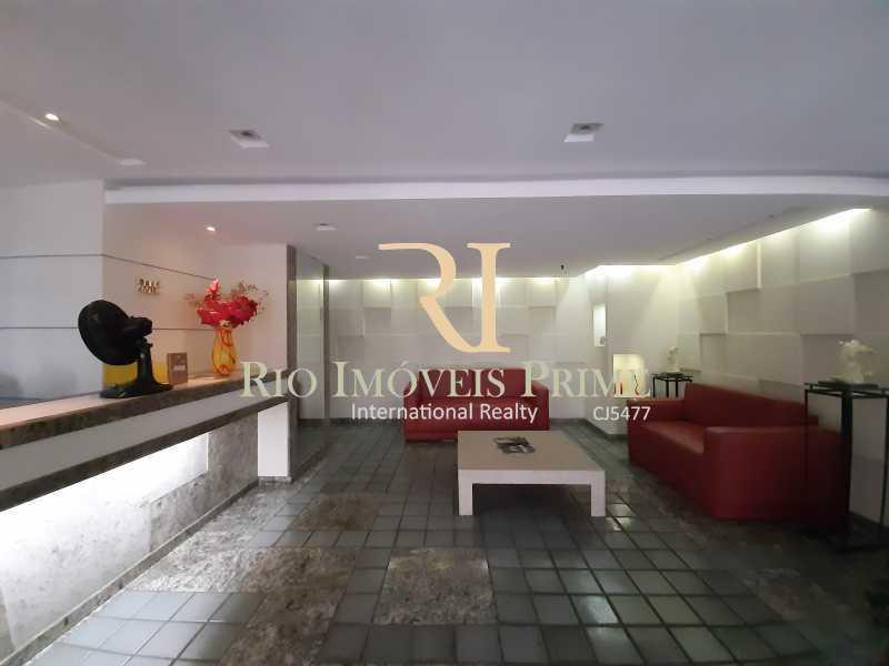 PORTARIA - Apartamento 2 quartos à venda Recreio dos Bandeirantes, Rio de Janeiro - R$ 550.000 - RPAP20211 - 33