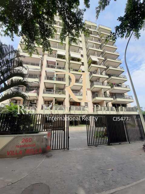 FACHADA - Apartamento 2 quartos à venda Recreio dos Bandeirantes, Rio de Janeiro - R$ 550.000 - RPAP20211 - 34