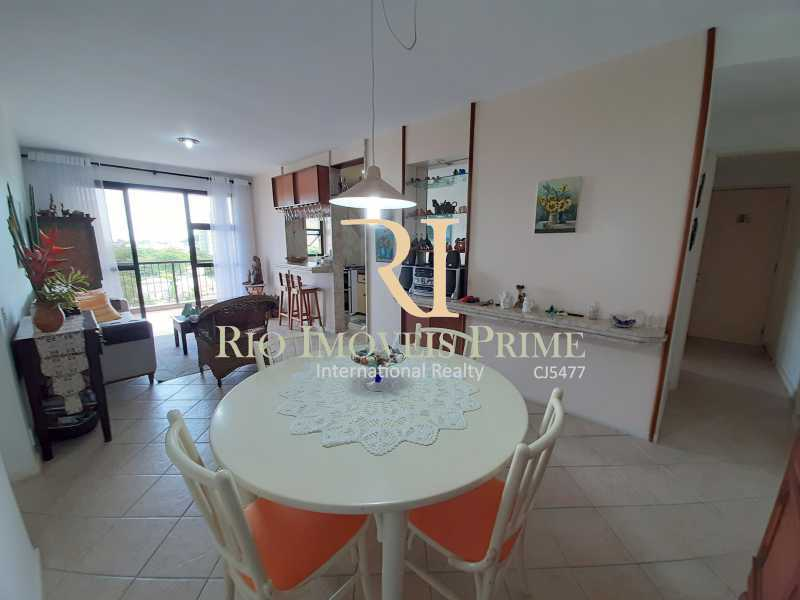SALA - Apartamento 2 quartos à venda Recreio dos Bandeirantes, Rio de Janeiro - R$ 550.000 - RPAP20211 - 5