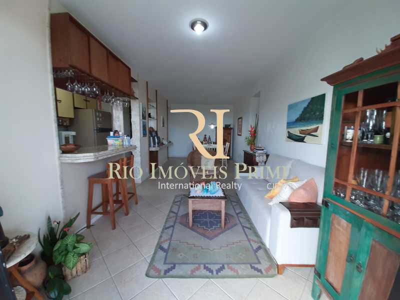 SALA - Apartamento 2 quartos à venda Recreio dos Bandeirantes, Rio de Janeiro - R$ 550.000 - RPAP20211 - 6