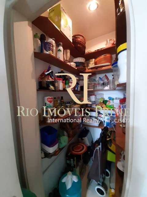 DISPENSA - Apartamento 2 quartos à venda Recreio dos Bandeirantes, Rio de Janeiro - R$ 550.000 - RPAP20211 - 9