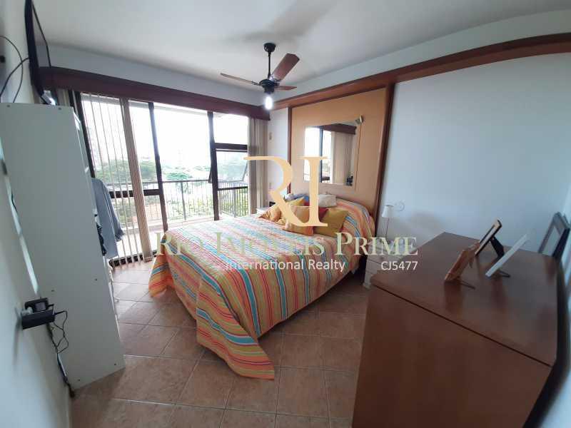 SUÍTE - Apartamento 2 quartos à venda Recreio dos Bandeirantes, Rio de Janeiro - R$ 550.000 - RPAP20211 - 11