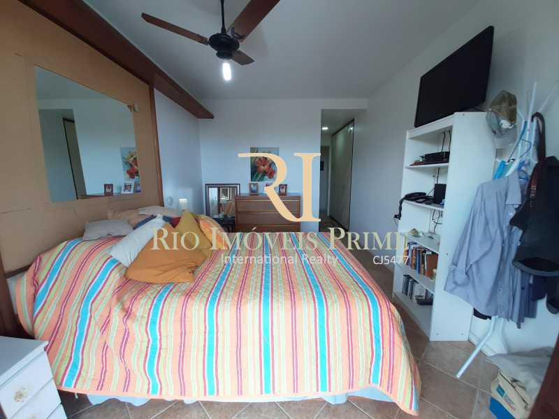 SUÍTE - Apartamento 2 quartos à venda Recreio dos Bandeirantes, Rio de Janeiro - R$ 550.000 - RPAP20211 - 12