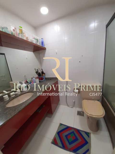BANHEIRO SUÍTE - Apartamento 2 quartos à venda Recreio dos Bandeirantes, Rio de Janeiro - R$ 550.000 - RPAP20211 - 14