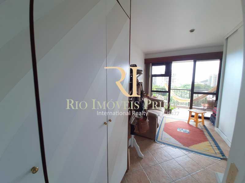 QUARTO2 - Apartamento 2 quartos à venda Recreio dos Bandeirantes, Rio de Janeiro - R$ 550.000 - RPAP20211 - 15