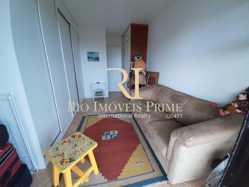 QUARTO2 - Apartamento 2 quartos à venda Recreio dos Bandeirantes, Rio de Janeiro - R$ 550.000 - RPAP20211 - 17