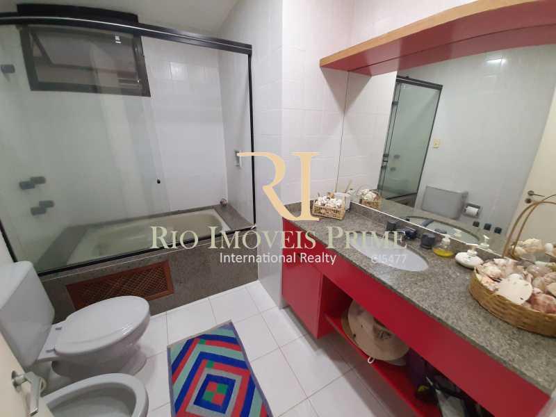 BANHEIRO SOCIAL - Apartamento 2 quartos à venda Recreio dos Bandeirantes, Rio de Janeiro - R$ 550.000 - RPAP20211 - 18