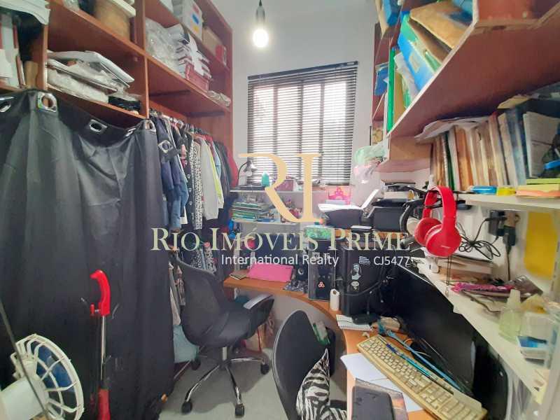 ESCRITÓRIO-CLOSET - Apartamento à venda Rua Bom Pastor,Tijuca, Rio de Janeiro - R$ 430.000 - RPAP20212 - 7