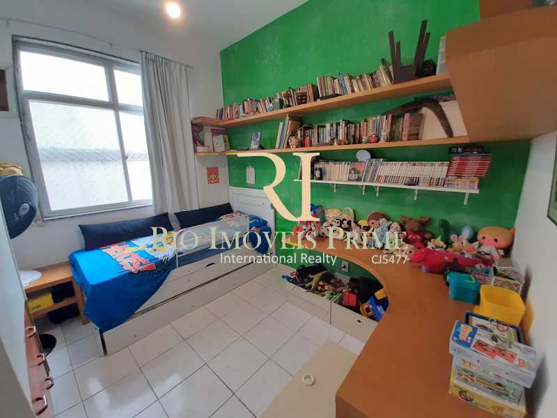 QUARTO2 - Apartamento à venda Rua Bom Pastor,Tijuca, Rio de Janeiro - R$ 430.000 - RPAP20212 - 9
