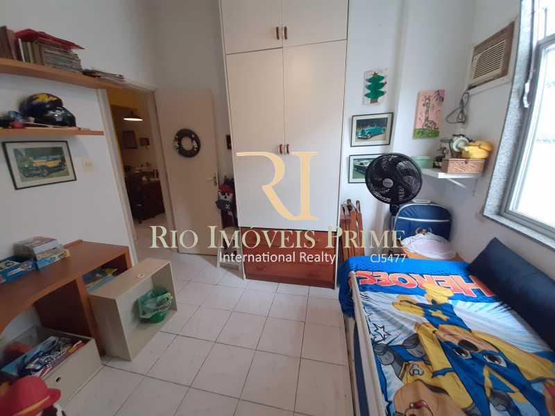 QUARTO2 - Apartamento à venda Rua Bom Pastor,Tijuca, Rio de Janeiro - R$ 430.000 - RPAP20212 - 10