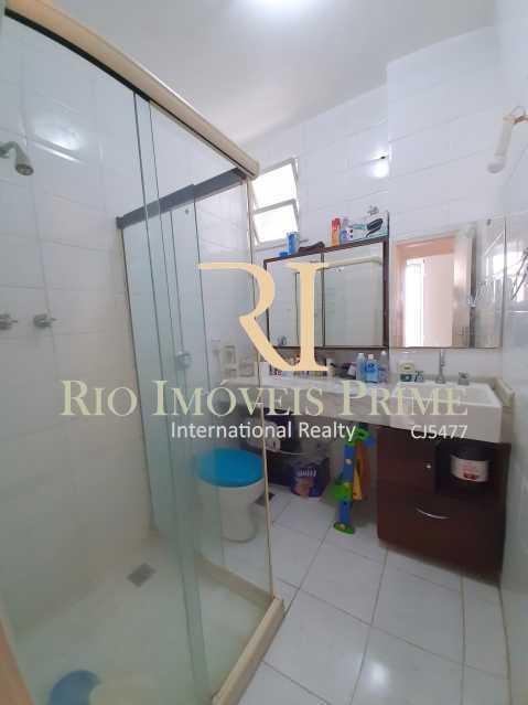 BANHEIRO SOCIAL - Apartamento à venda Rua Bom Pastor,Tijuca, Rio de Janeiro - R$ 430.000 - RPAP20212 - 11