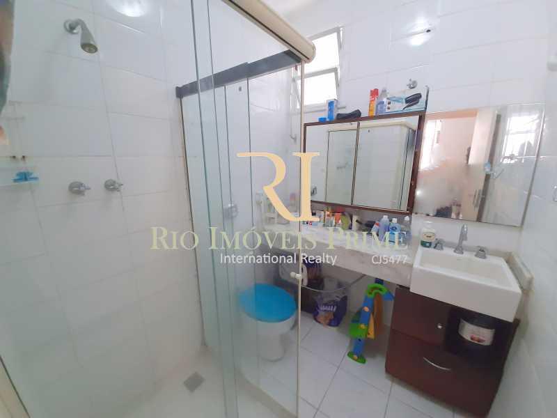BANHEIRO SOCIAL - Apartamento à venda Rua Bom Pastor,Tijuca, Rio de Janeiro - R$ 430.000 - RPAP20212 - 12