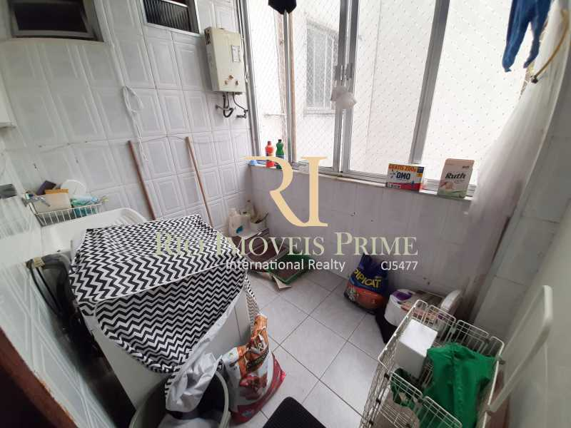 ÁREA DE SERVIÇO - Apartamento à venda Rua Bom Pastor,Tijuca, Rio de Janeiro - R$ 430.000 - RPAP20212 - 15