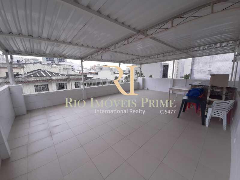 TERRAÇO-SALÃO DE FESTAS - Apartamento à venda Rua Bom Pastor,Tijuca, Rio de Janeiro - R$ 430.000 - RPAP20212 - 16