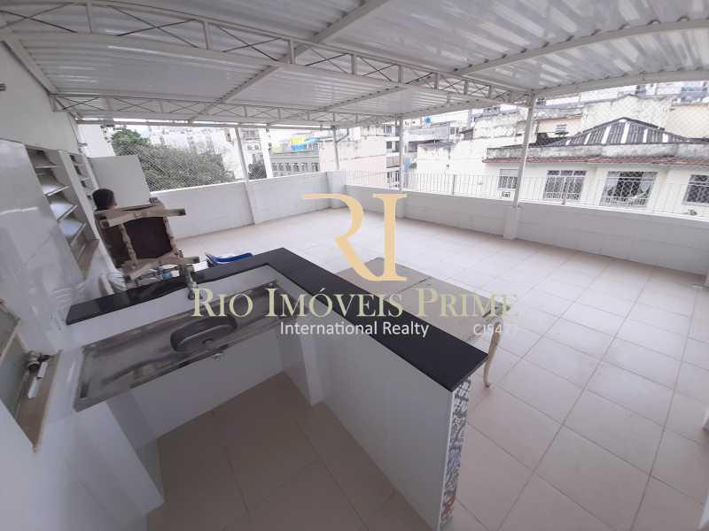 TERRAÇO-SALÃO DE FESTAS - Apartamento à venda Rua Bom Pastor,Tijuca, Rio de Janeiro - R$ 430.000 - RPAP20212 - 17