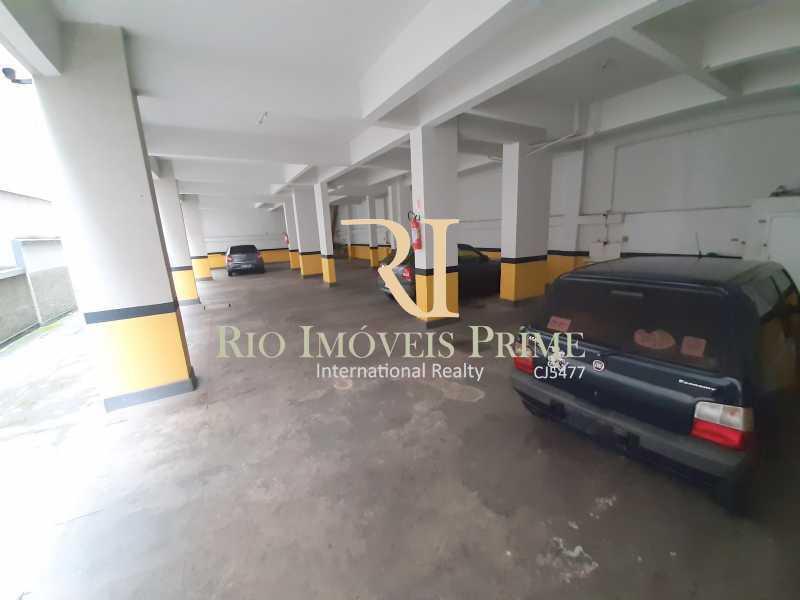 GARAGEM - Apartamento à venda Rua Bom Pastor,Tijuca, Rio de Janeiro - R$ 430.000 - RPAP20212 - 19