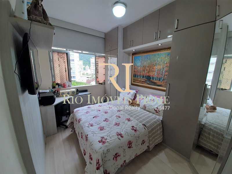 4 QUARTO1 - Apartamento à venda Rua General Polidoro,Botafogo, Rio de Janeiro - R$ 799.900 - RPAP20213 - 5
