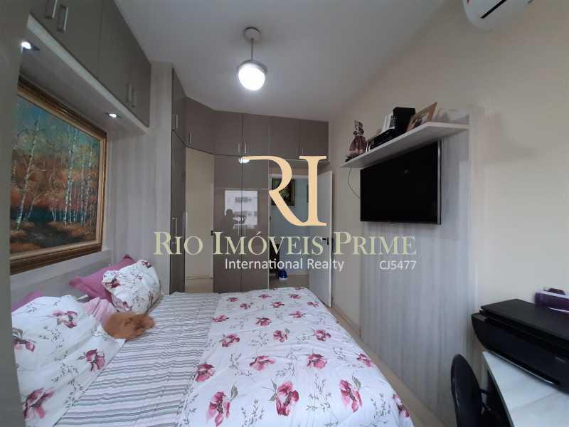 5 QUARTO1 - Apartamento à venda Rua General Polidoro,Botafogo, Rio de Janeiro - R$ 799.900 - RPAP20213 - 6