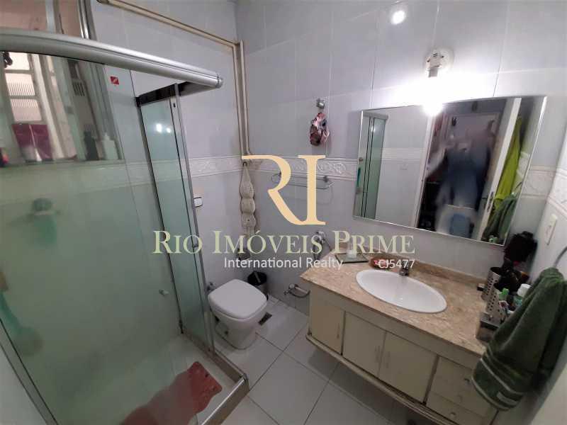 9 BANHEIRO SOCIAL - Apartamento à venda Rua General Polidoro,Botafogo, Rio de Janeiro - R$ 799.900 - RPAP20213 - 10