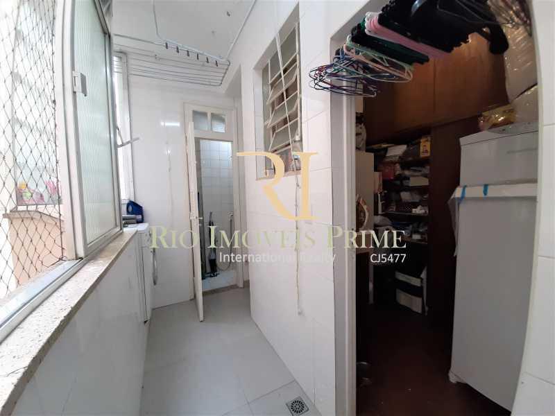 12 ÁREA SERVIÇO - Apartamento à venda Rua General Polidoro,Botafogo, Rio de Janeiro - R$ 799.900 - RPAP20213 - 13