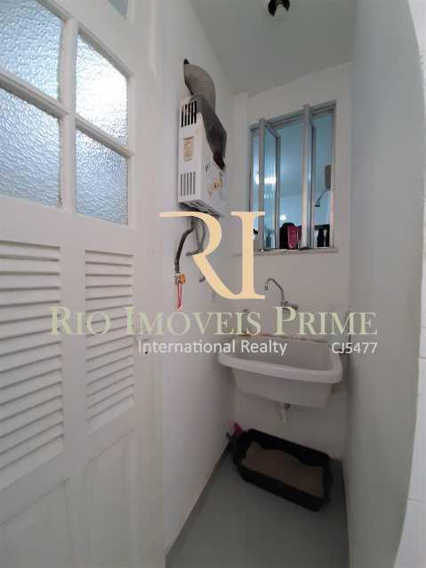 13 ÁREA SERVIÇO - Apartamento à venda Rua General Polidoro,Botafogo, Rio de Janeiro - R$ 799.900 - RPAP20213 - 14