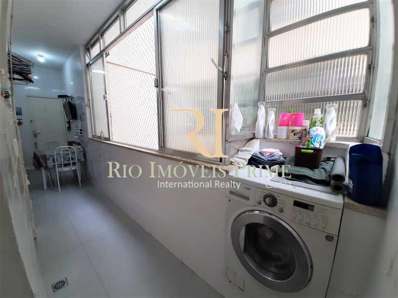 14 ÁREA SERVIÇO - Apartamento à venda Rua General Polidoro,Botafogo, Rio de Janeiro - R$ 799.900 - RPAP20213 - 15