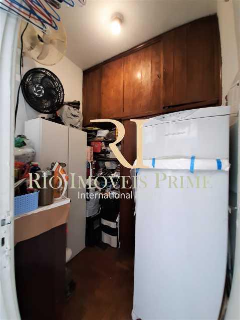 15 QUARTO SERVIÇO - Apartamento à venda Rua General Polidoro,Botafogo, Rio de Janeiro - R$ 799.900 - RPAP20213 - 16