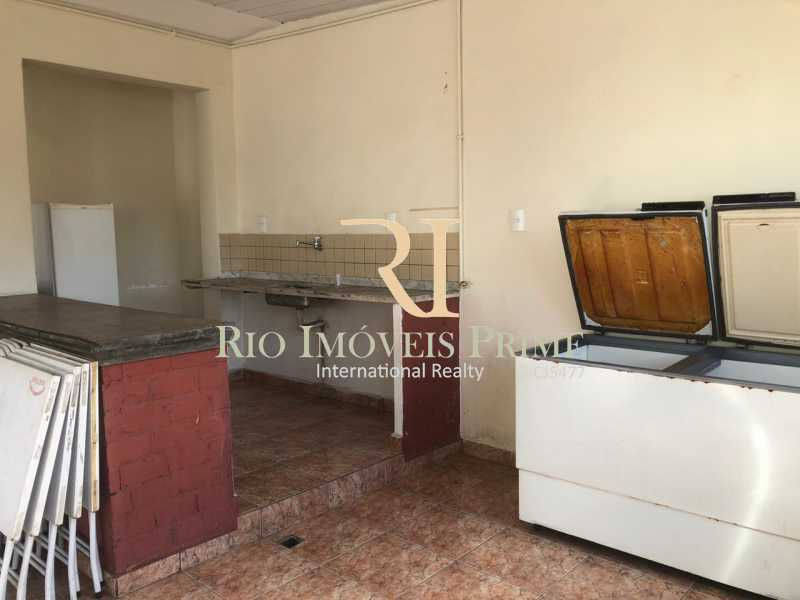 23 COZINHA SALÃO FESTAS. - Apartamento à venda Rua General Polidoro,Botafogo, Rio de Janeiro - R$ 799.900 - RPAP20213 - 24
