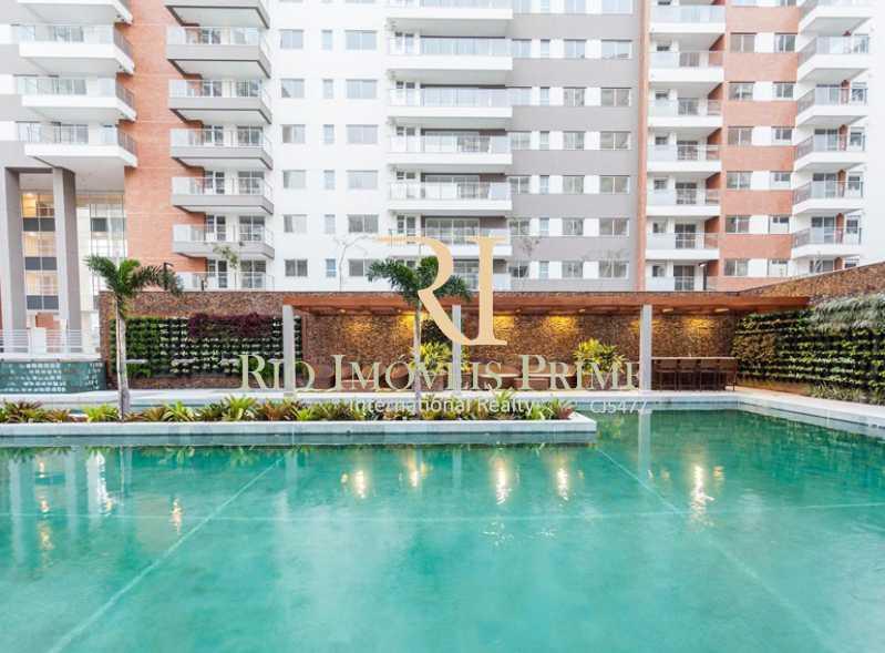 PISCINA EXTERNA - Cobertura 3 quartos à venda Barra Olímpica, Rio de Janeiro - R$ 1.149.900 - RPCO30023 - 24