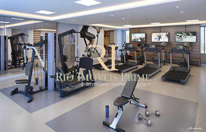 FITNESS - Cobertura 3 quartos à venda Barra Olímpica, Rio de Janeiro - R$ 1.149.900 - RPCO30023 - 28