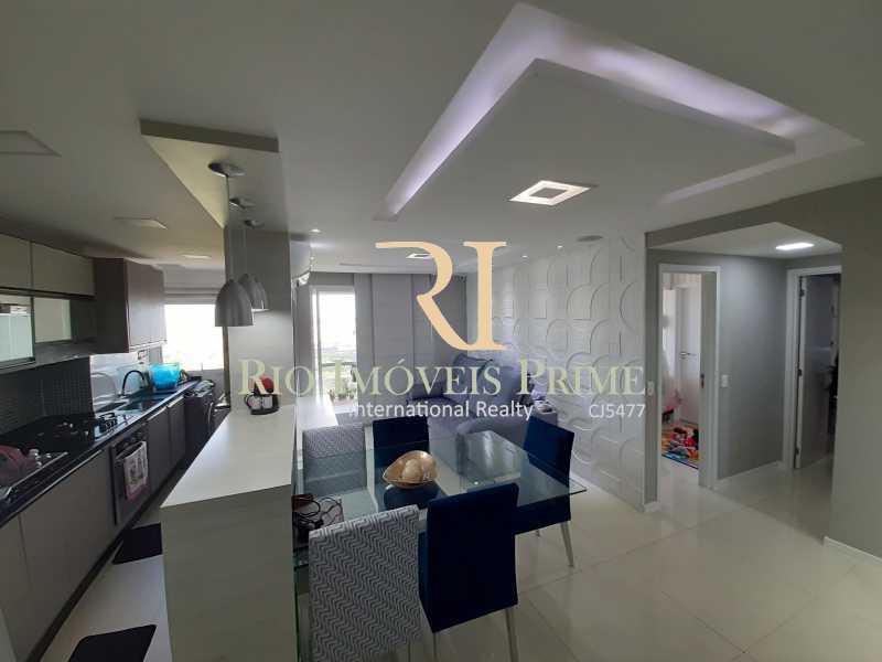 SALA - Cobertura 3 quartos à venda Barra Olímpica, Rio de Janeiro - R$ 1.249.900 - RPCO30023 - 3