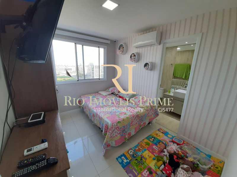 SUÍTE1 - Cobertura 3 quartos à venda Barra Olímpica, Rio de Janeiro - R$ 1.149.900 - RPCO30023 - 11