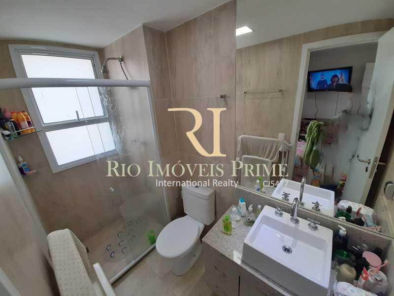 BANHEIRO SUÍTE - Cobertura 3 quartos à venda Barra Olímpica, Rio de Janeiro - R$ 1.249.900 - RPCO30023 - 12